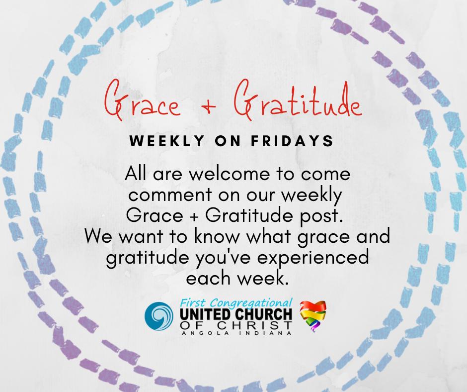 Grace-Gratitude