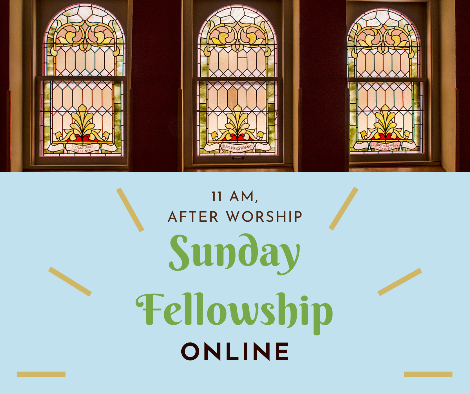 Sunday-Fellowship-Online